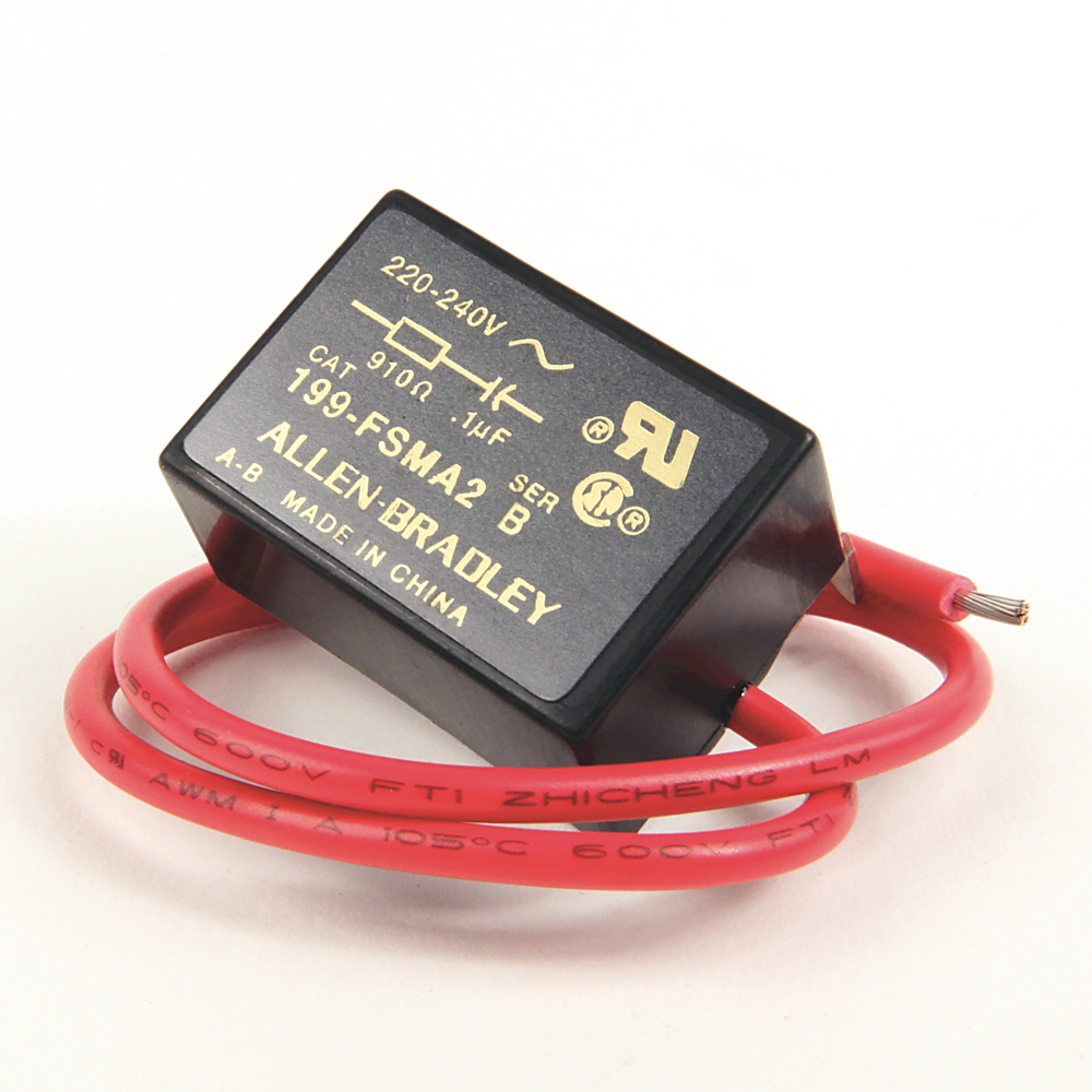 Allen-Bradley 199-FSMA2 Industrial Relay R-C