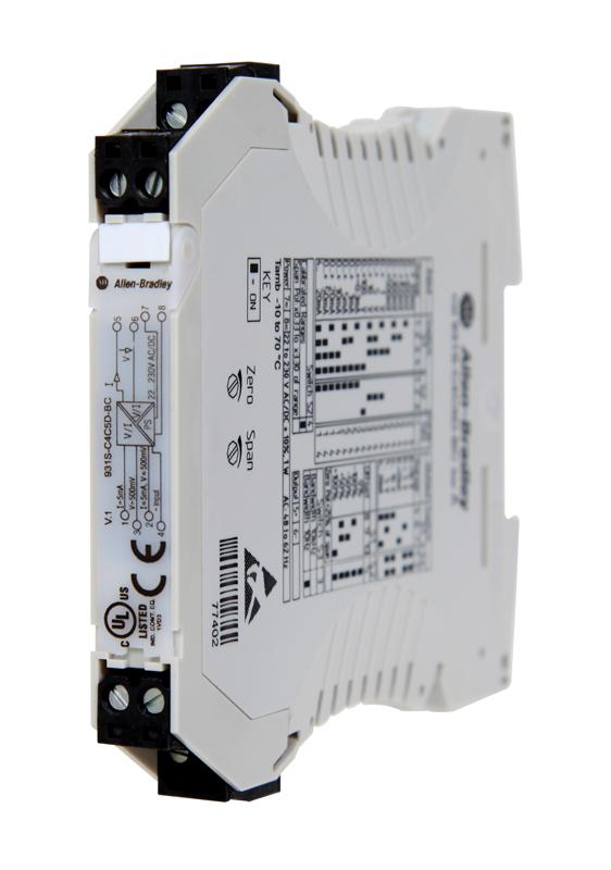 A-B 931S-C4C5D-BC Active Current-Voltage Signal Converter