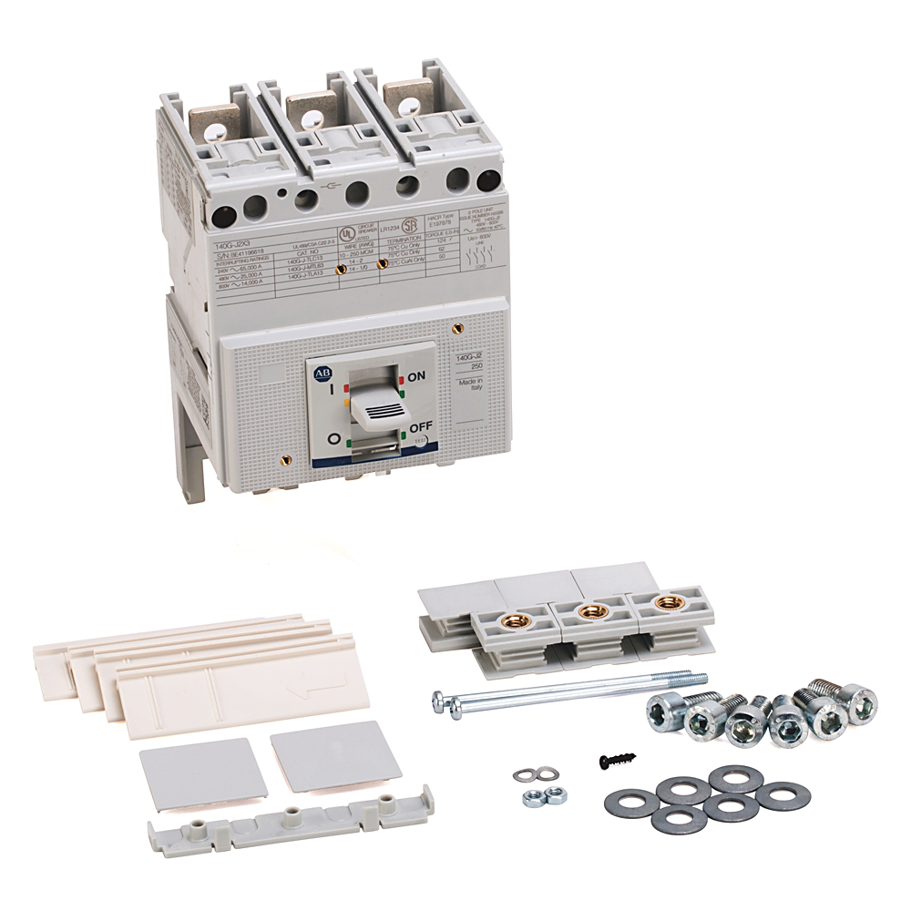 Allen-Bradley 140G-J2X4 140G 250A Molded Case