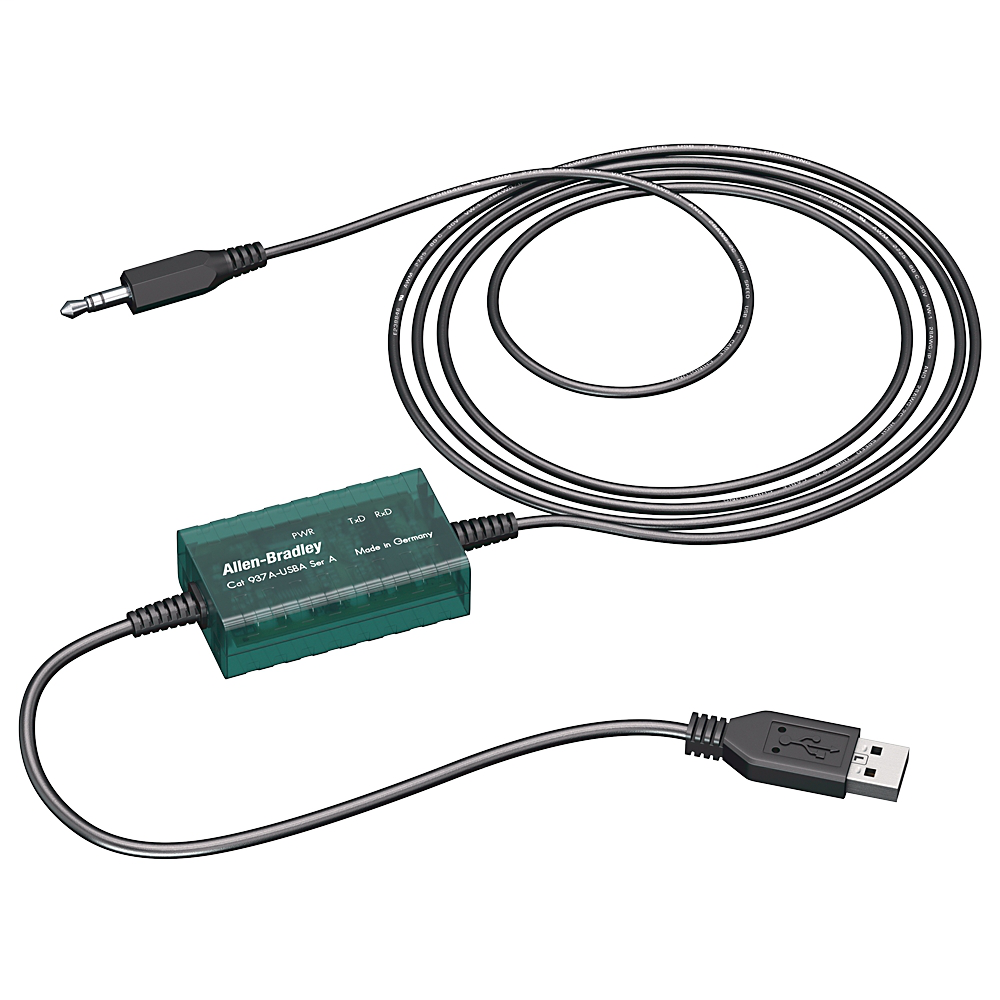 A-B 937A-USBA Adapter with USB Inte