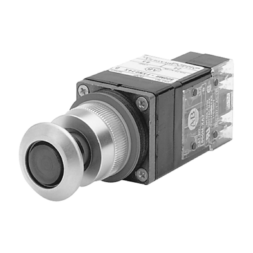 Allen-Bradley 800MR-FXNP16X Round 22.5 mm NEMA Push Button