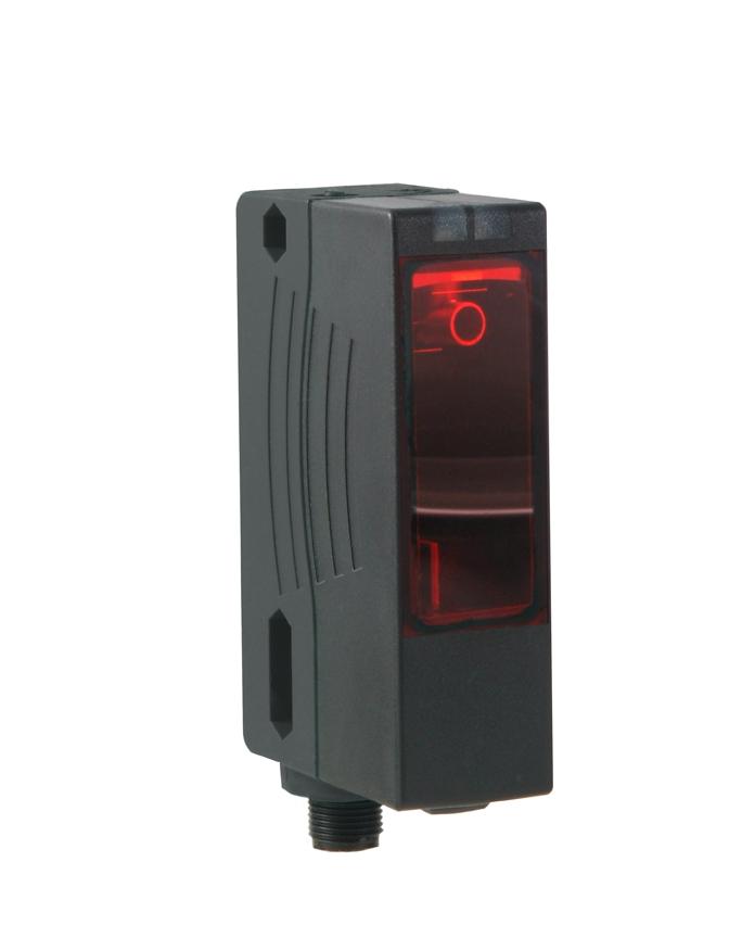 Allen Bradley 45LMS-D8LGC1-D4 10 to 30 VDC 70 mA NPN/PNP Dark/Light Standard Diffuse Laser Measurement Sensor