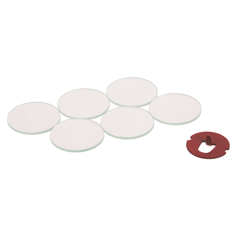 Allen-Bradley 800T-N28 30 mm Replacement Glass Disk Kit for Push Button