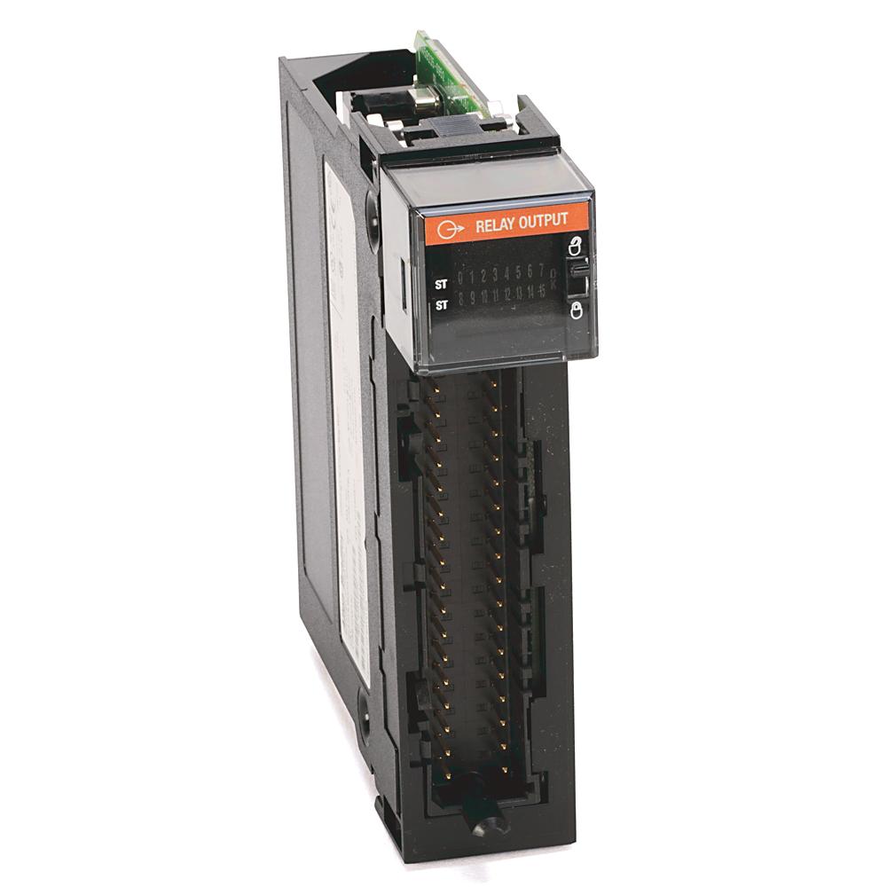 Allen-Bradley 1756-OW16I Controllogix 16-Point D/O Module