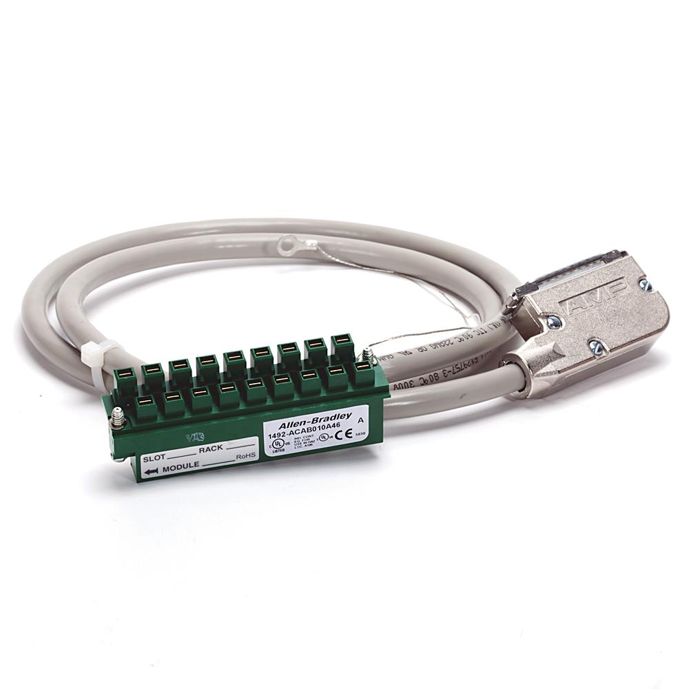 Allen-Bradley 1492-ACAB005AE69 Analog Cable C