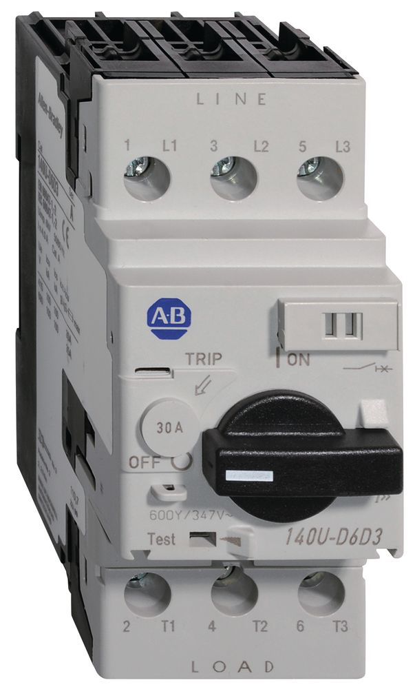 A-B 140U-D6D3-A50 Circuit Breaker 3