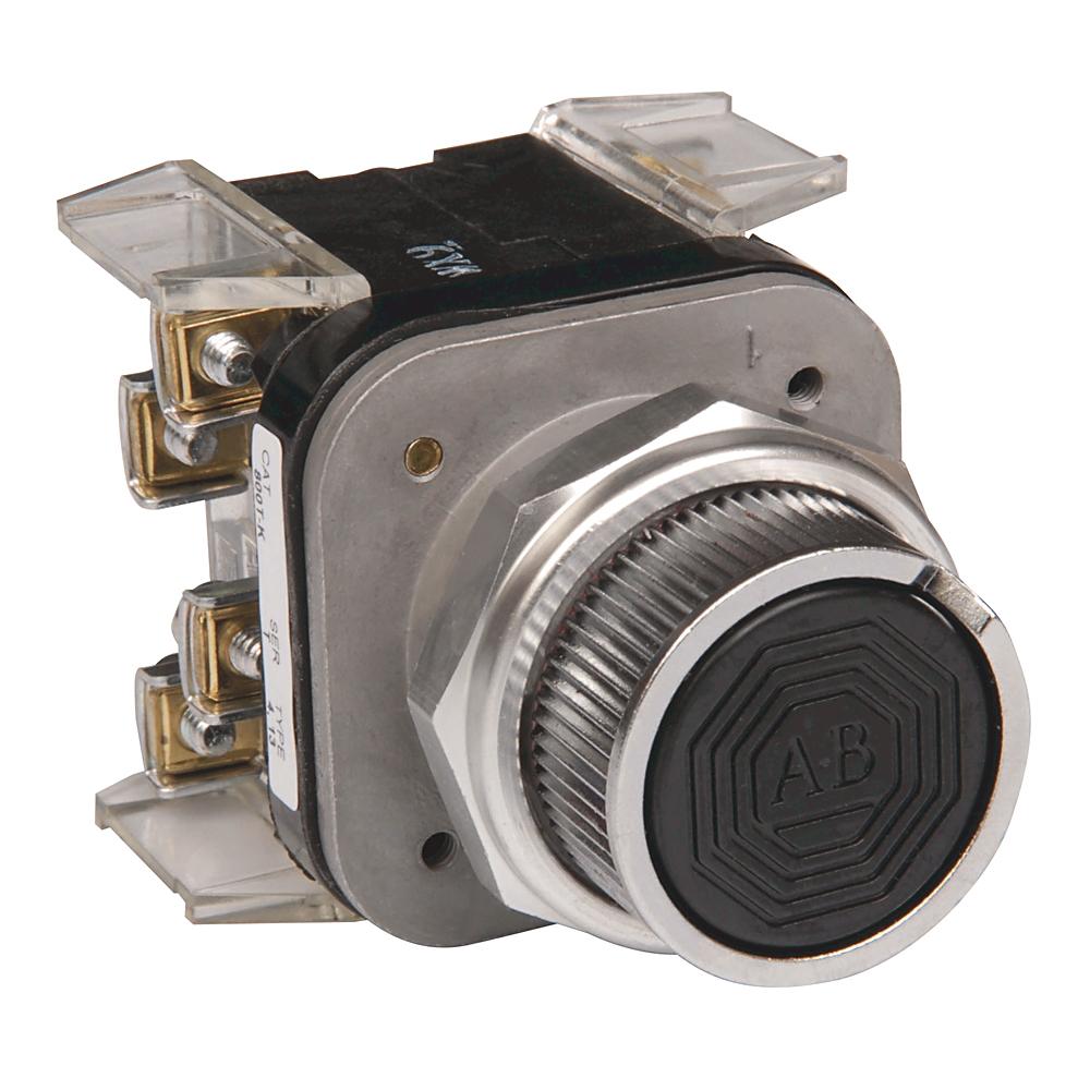 Allen-Bradley 800T-KD2AAXX 30 mm Selector Push Button