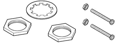 Allen-Bradley 129-130 Series 9000 Photoelectric Accessory