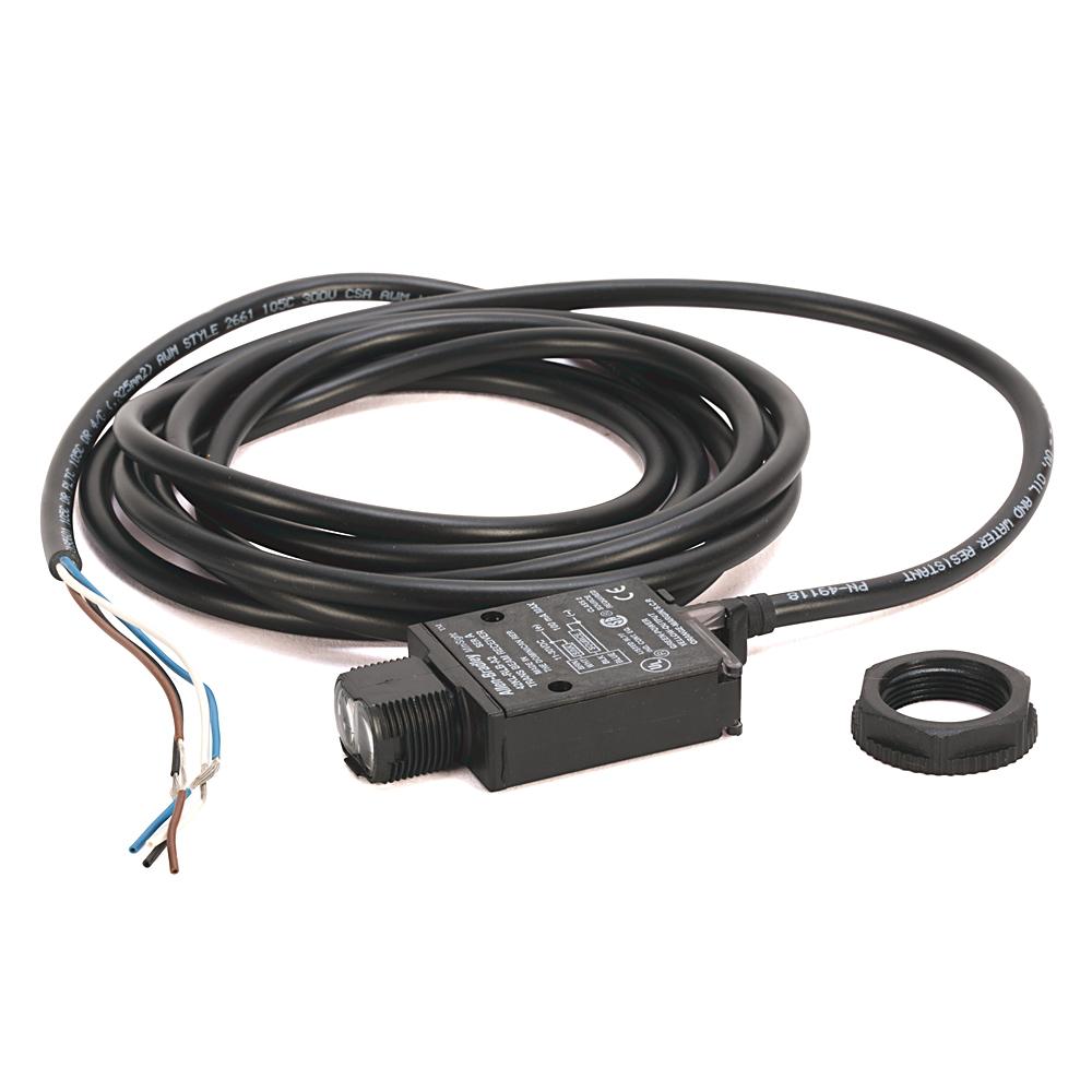 Allen-Bradley 42KL-RLBQ-F4 MiniSight Photoelectric Sensor