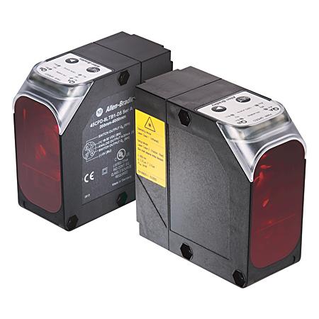 Allen-Bradley 45CPD-8LTB1-D5 Long Range Laser Sensor