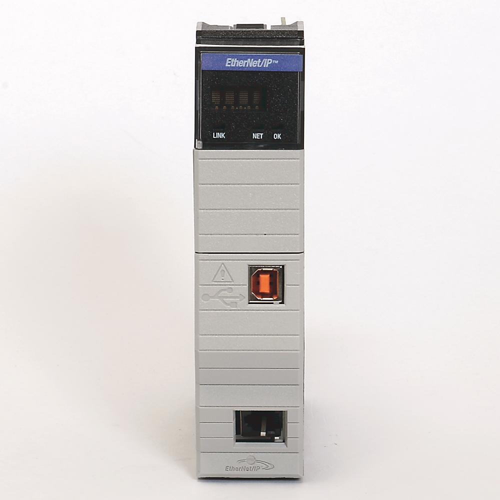 Allen-Bradley 1756-EN2T 10/100 Mb/Sec Copper Media Ethernet/IP Communication Module