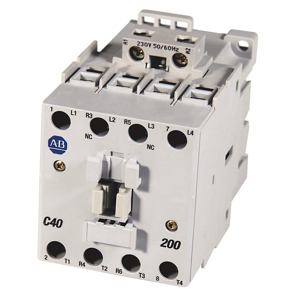 Allen Bradley 100-C40B400 40 Amp IEC Contactor