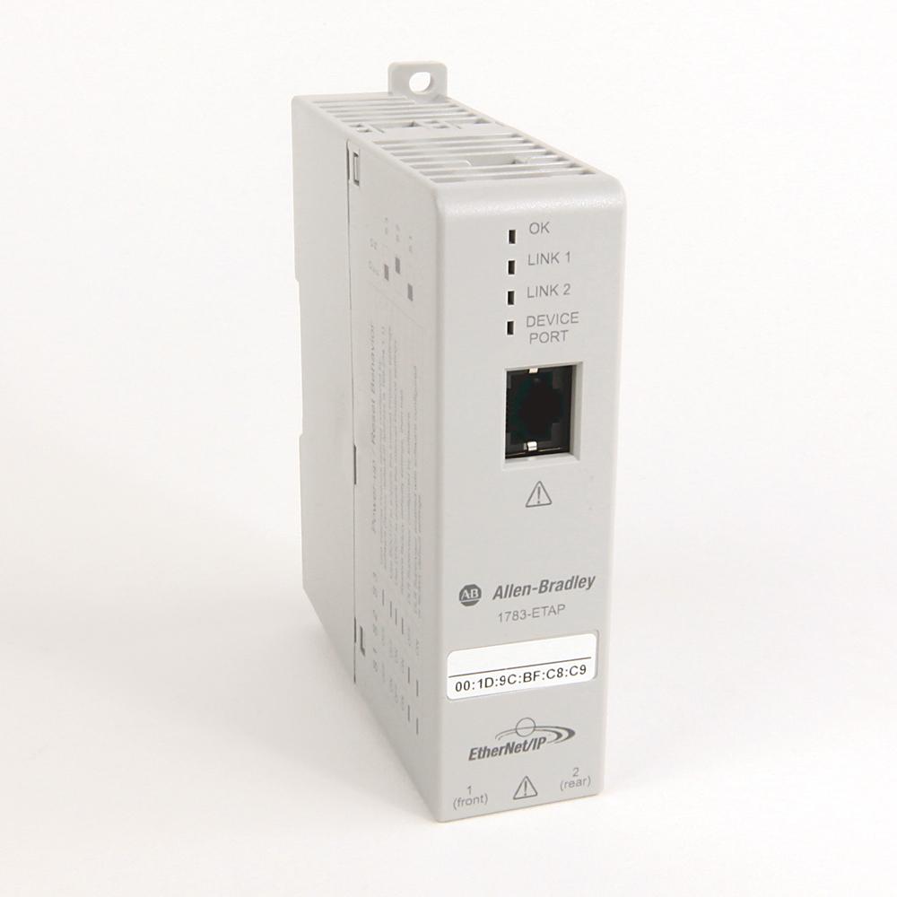 A-B 1783-ETAP 3 Port EtherNet/IP Tap