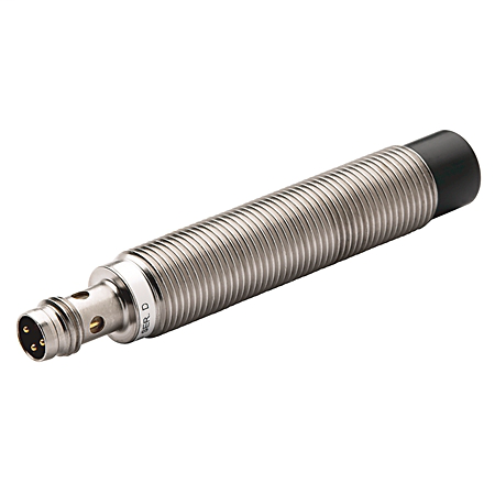 Allen-Bradley 872C-D2NP8-P3 3-Wire DC 2500 Hz 8 mm Nickel Plated Brass Barrel PNP Pico QD Inductive Proximity Sensor