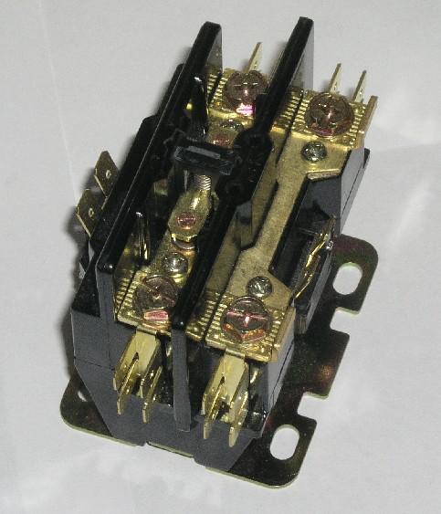 Allen-Bradley 400-DP30ND1 30 Amp 120 Volt 50/60 Hz Definite Purpose Contactor