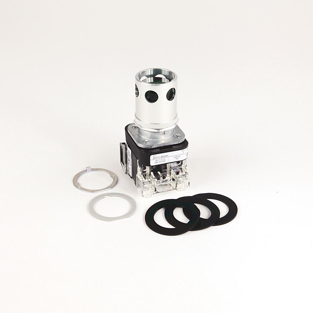 Allen-Bradley 800TC-PA16WD1 30 mm Momentary Push Button