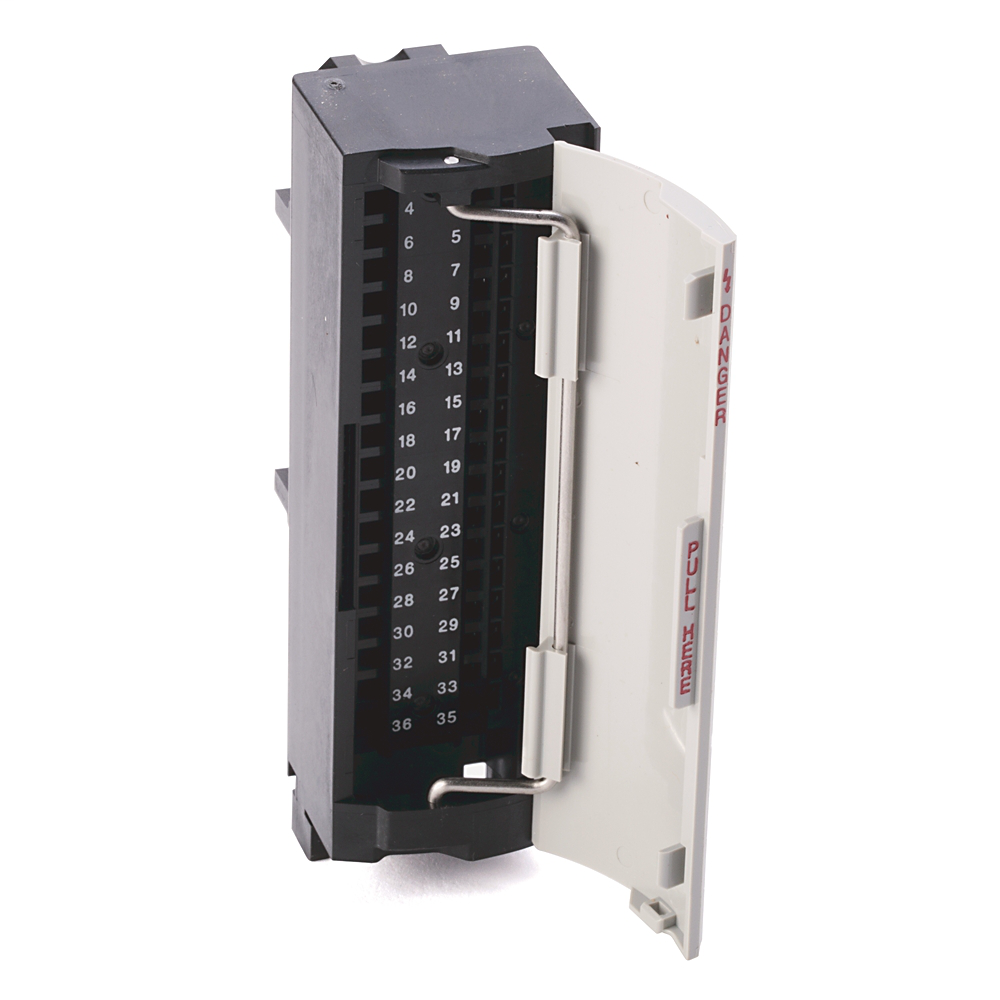 A-B 1756-TBS6H ControlLogix 36 Pin Spring TRM Block