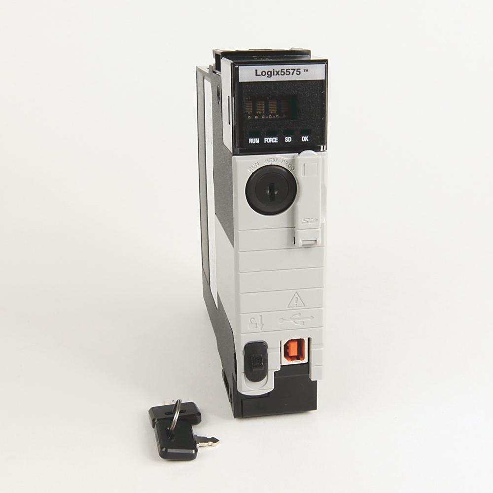 Allen-Bradley 1756-L75K ControlLogix 32 MB Co
