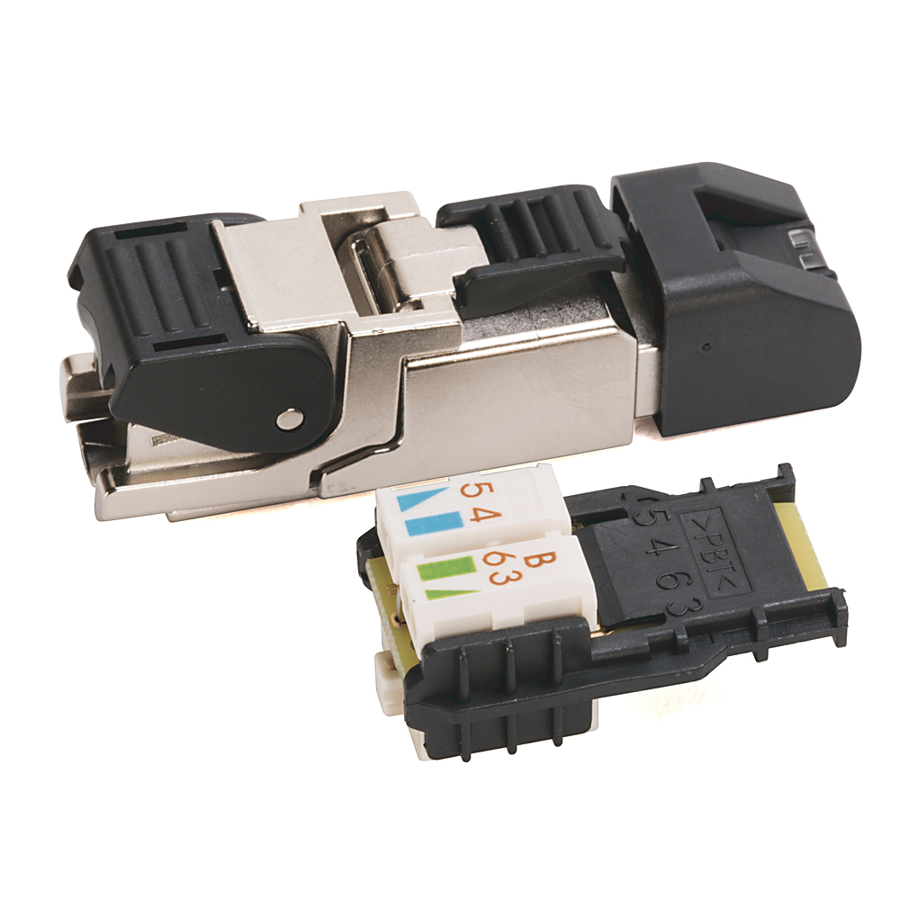 Allen-Bradley 1585J-M8CC-H RJ45 Field Attachable Insulation Displacement Connector