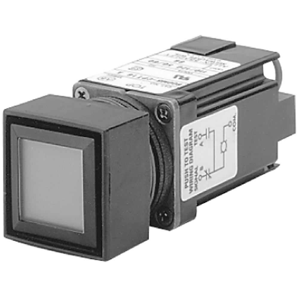 Allen-Bradley 800MB-CPL16G Green Lens 22.5 mm