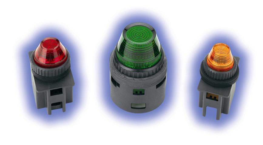Allen-Bradley 800L-30C10G Indicator Light
