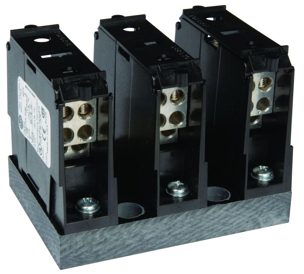 Allen-Bradley 1492-PDL3161 175 Amp Power Distribution Block
