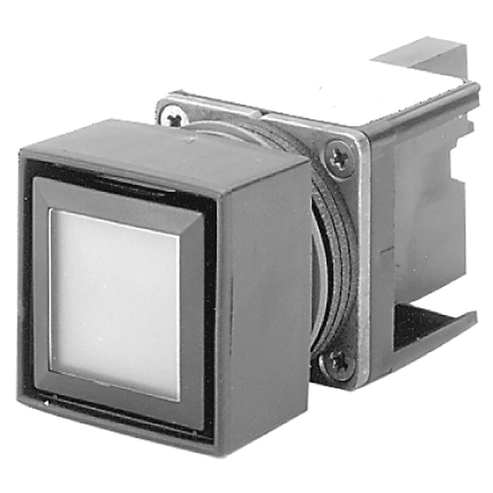 Allen-Bradley 800MB-CQAL24AA Amber Lens 22.5