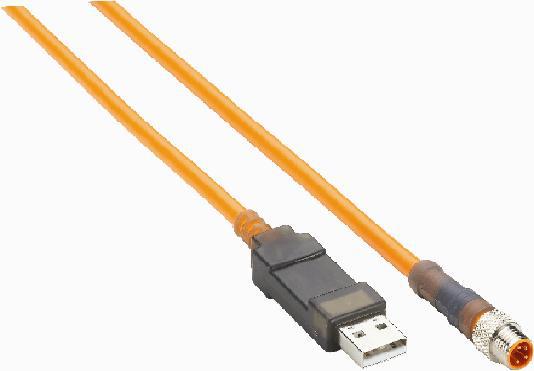 Allen Bradley 442L-ACUSB-2 SafeZone Safety Laser Scanner USB Programming Cable