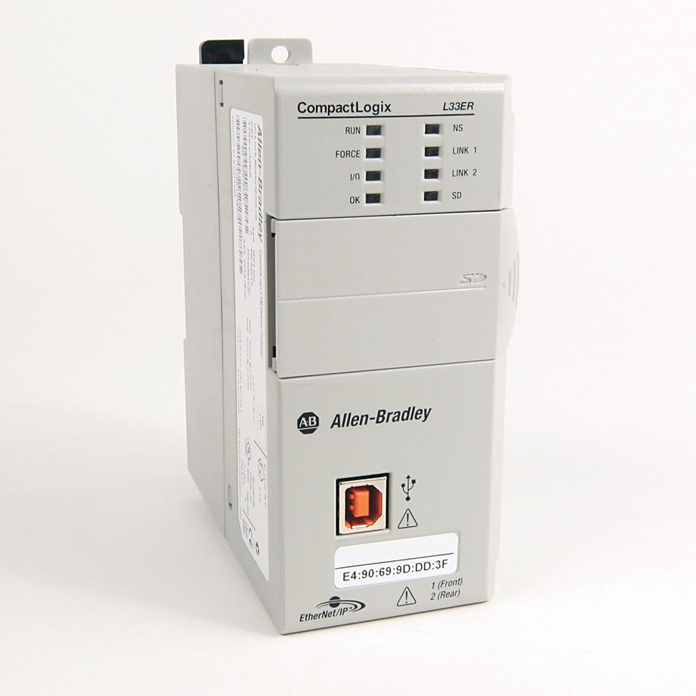 A-B 1769-L33ER CompactLogix 2 MB ENet Controller