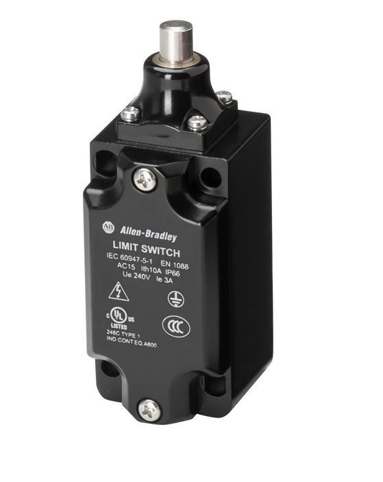 Allen-Bradley 802K-MDPS11E Large Metal Limit