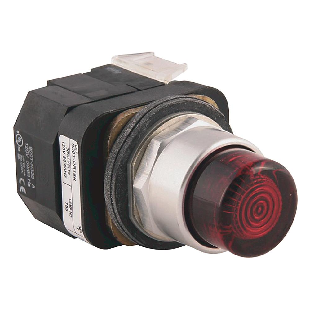 Allen-Bradley 800TC-PB16G 30 mm Momentary Push Button
