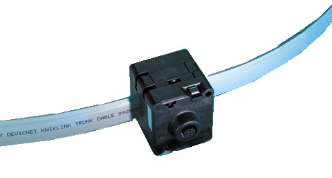 Allen Bradley 1485C-P1CG150 DeviceNet Physical Media Thin Cable