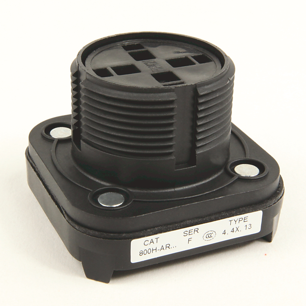 Allen-Bradley 800H-AR7AP 30 mm Momentary Push Button