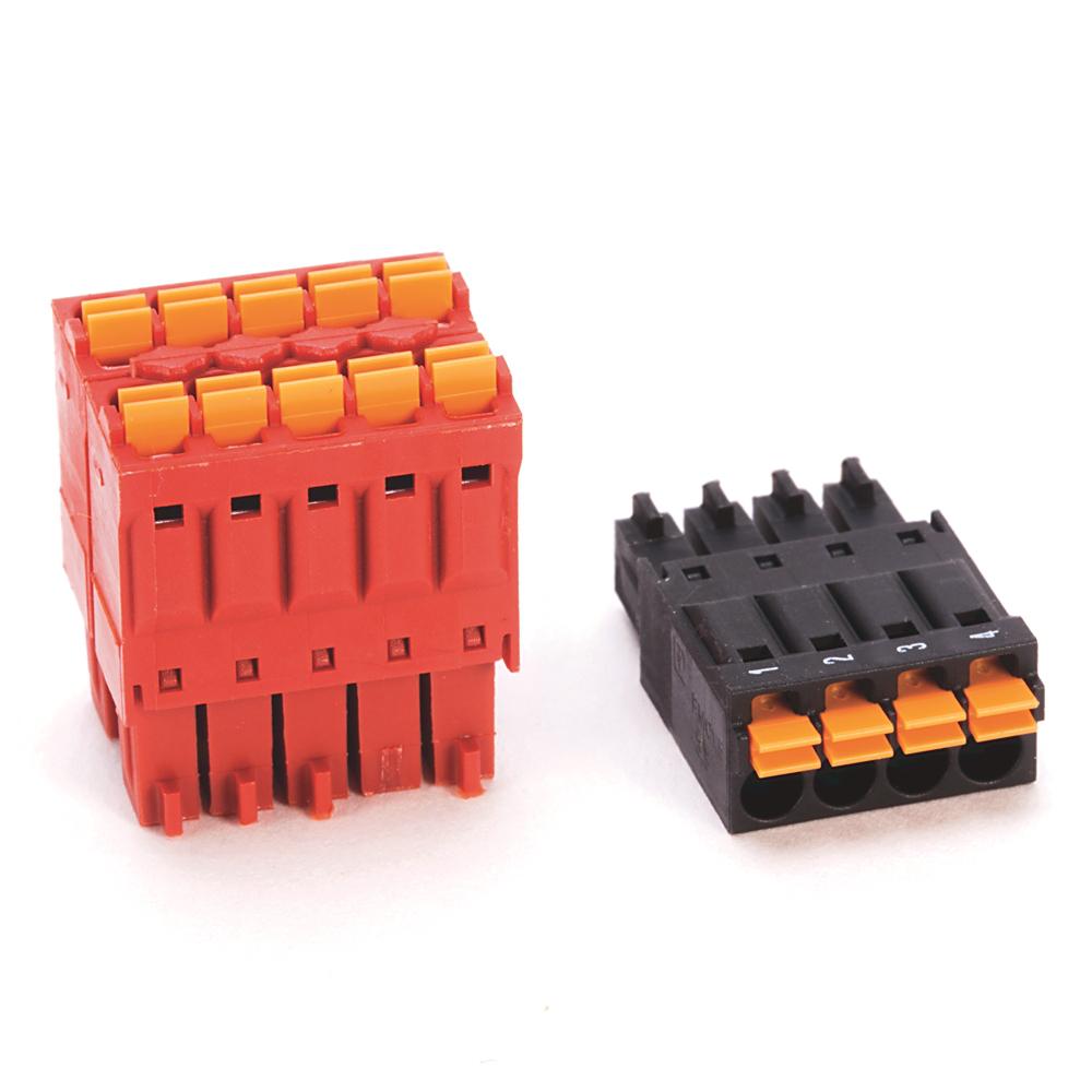 Allen Bradley 2198-KITCON-IOSP K5500 I/O Spring Trim Connector Set Kit