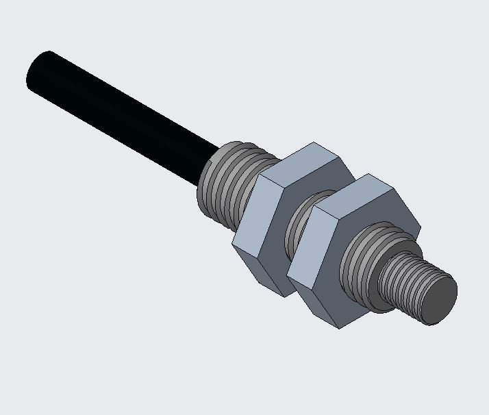 Allen-Bradley 43PT-NJS56FS Plastic Fiber Optic Cable