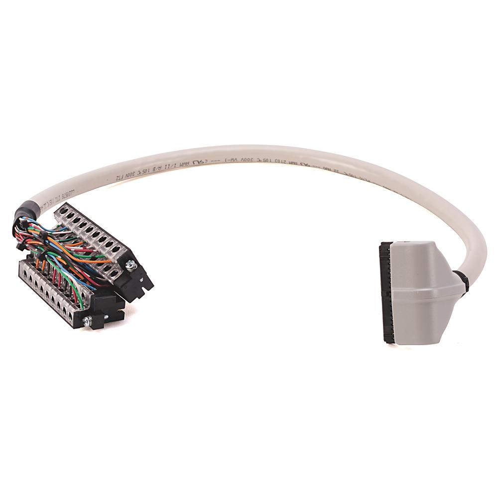 Allen-Bradley 1492-CAB005K69 1.64 Foot Standard Pre-Wired Digital Interface Cable