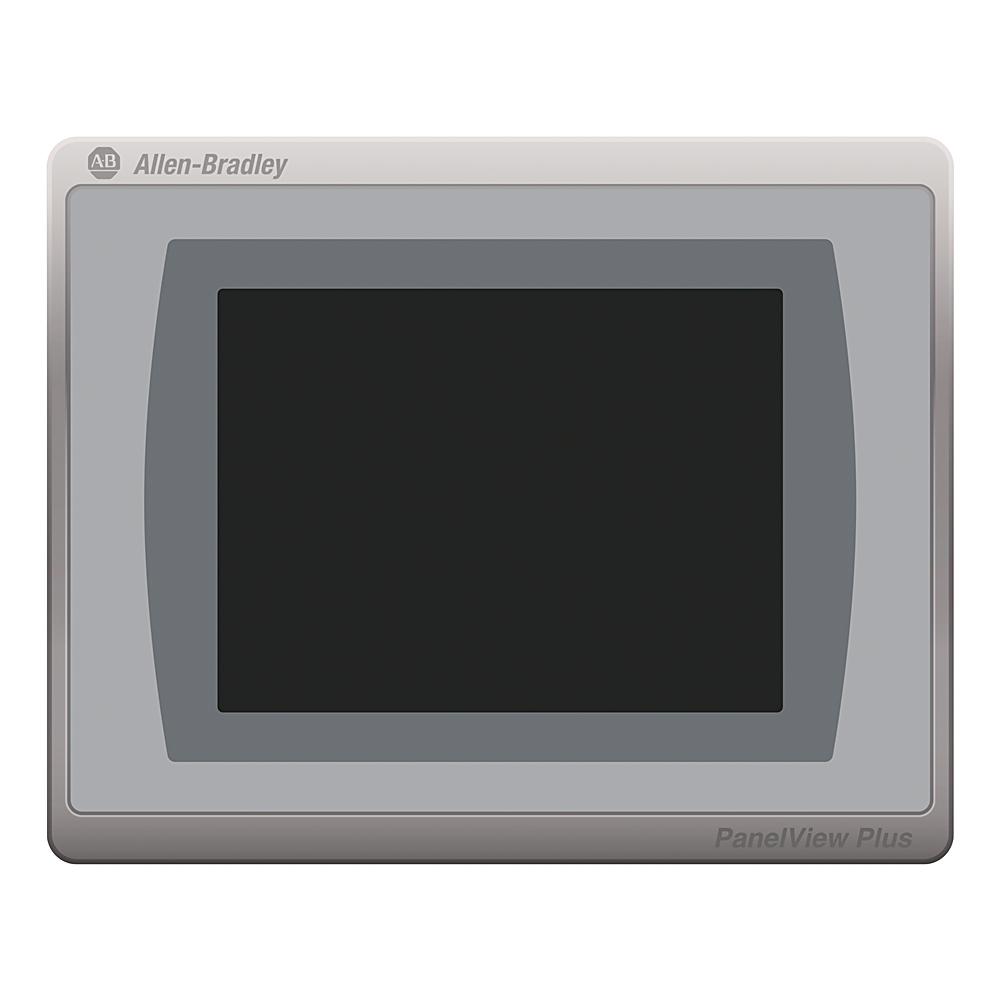 Allen-Bradley 2711P-T7C21D8S Panelview Plus 7 Standard Screen Terminal Touch Screen