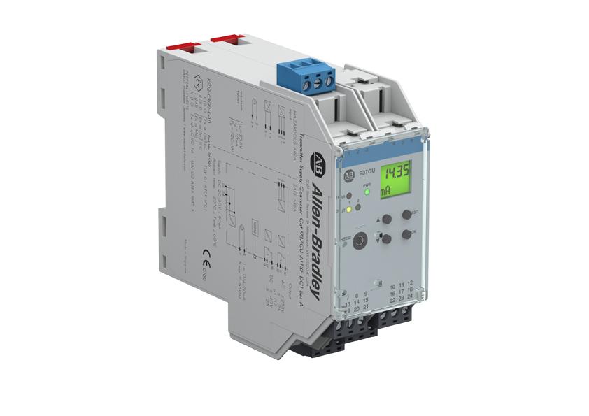 AB 937CU-AITXF-DC1 TransmitterSupply Converter Analog In
