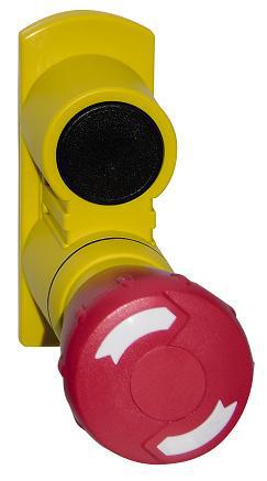 A-B 140A-C-MT Emergency Stop Push-B
