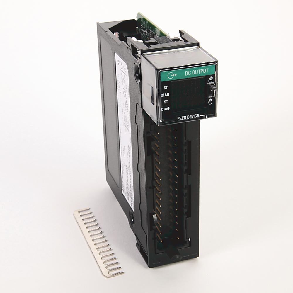 Allen Bradley 1756-OB16IEF ControlLogix 16-Point DC Digital Output Module