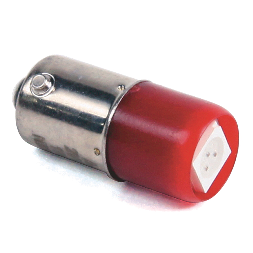 Allen-Bradley 800T-N376R 30 mm Push Button 3 Volt Universal Red LED Lamp