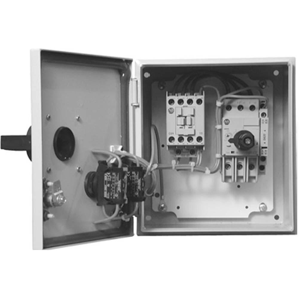 Allen Bradley 103H-FFBD2-FC32X IEC Enclosed Combination Motor Controller