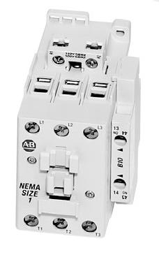 Allen-Bradley 300-BOD930 NEMA Size 1 300 AC Contactor