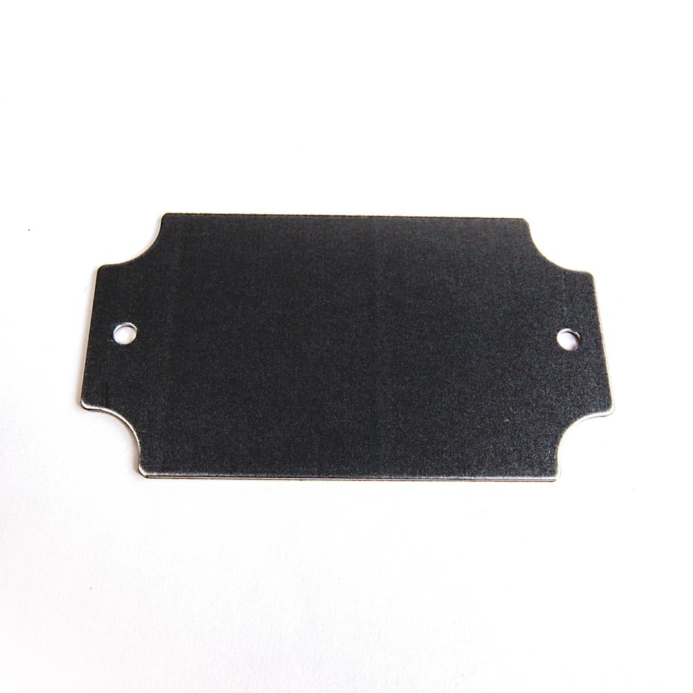 Allen-Bradley 598-PM93 METAL MTG. PLATE