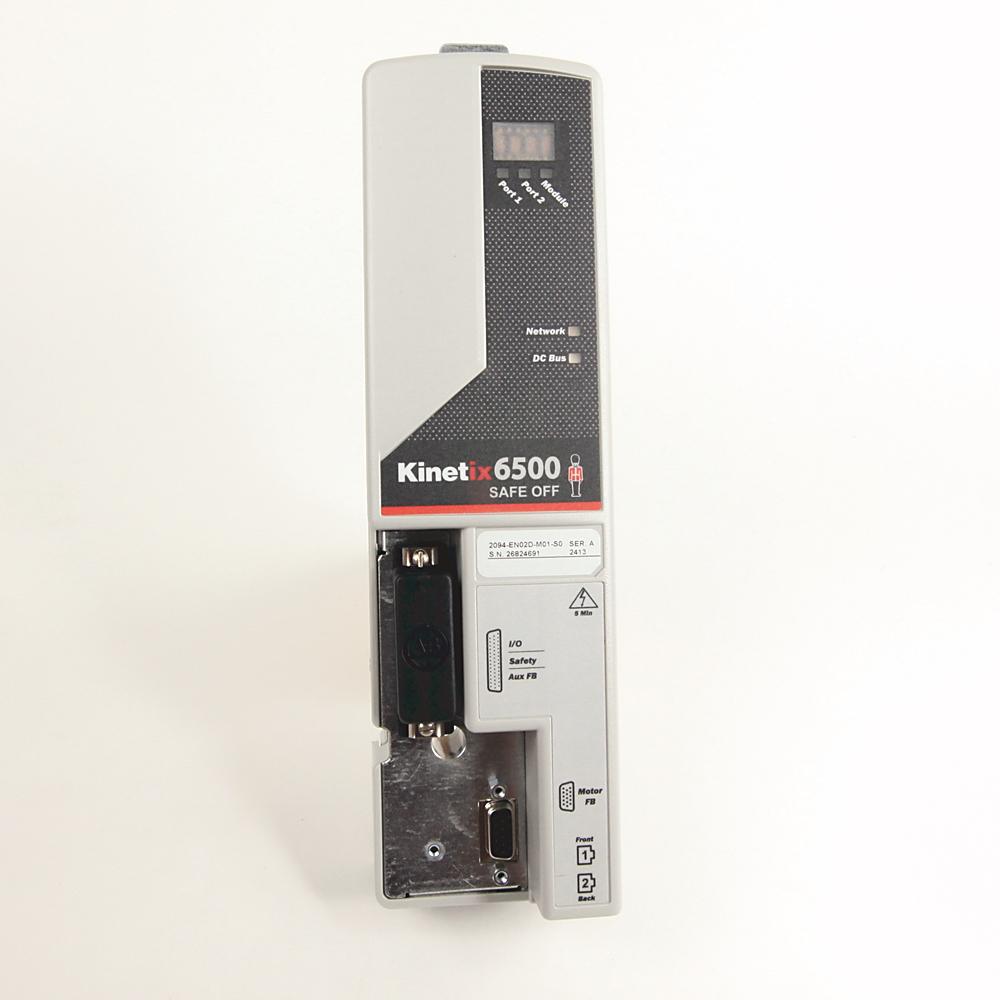 Allen-Bradley 2094-EN02D-M01-S0 Kinetix 6500 Safe Off Control Module