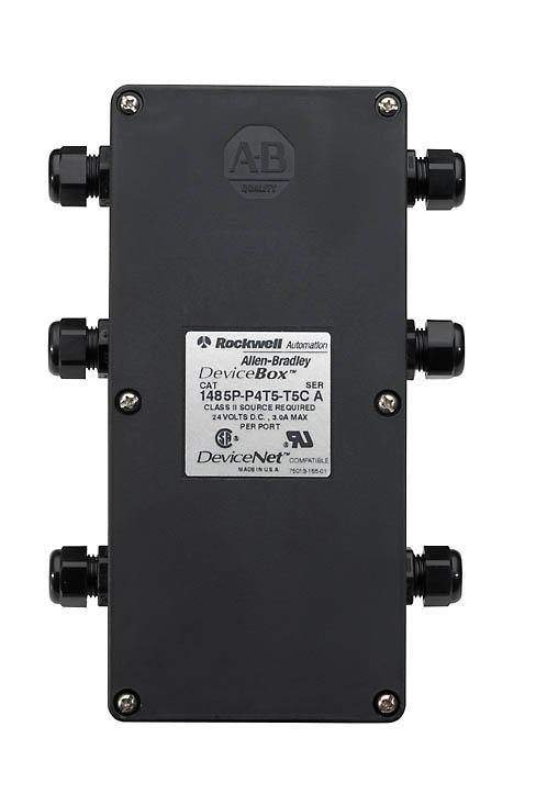 Allen-Bradley 1485P-P8T5-T5-EF 1485P DeviceNe