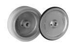 Measuring Wheel, Contact Material:Polyurethane