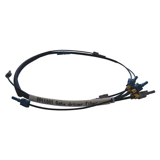 Optical Fiber Set, ASIC Bd - Driver Bd
