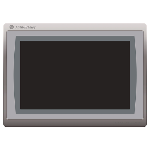 2711 PanelView Plus 6 Terminal, 1250 Model, Touch Screen, Color, Standard Communication - Ethernet & RS-232, AC Input, Windows CE 6.0