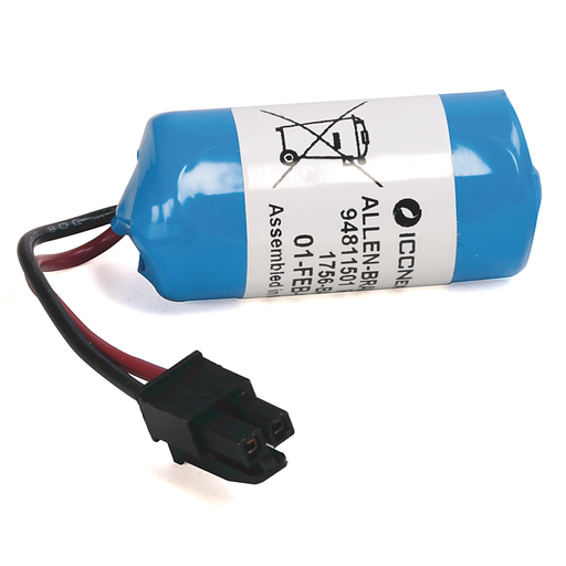 Lithium Battery (for use with Series B 1756-L6x Controllers)